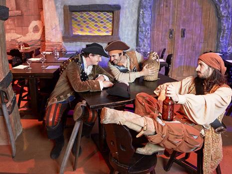 restaurant de pirates et diner spectacle bordeaux escale des pirates. Black Bedroom Furniture Sets. Home Design Ideas